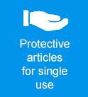 Заштитни артикли за еднократна употреба